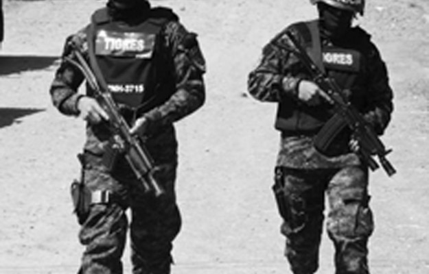 HONDURAS-VIOLENCE-GANGS
