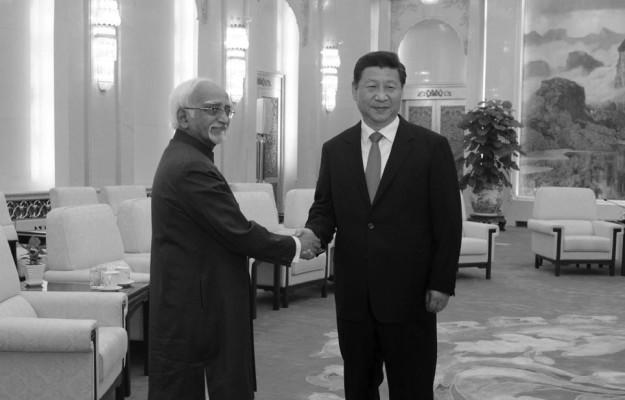 CHINA-INDIA-DIPLOMACY