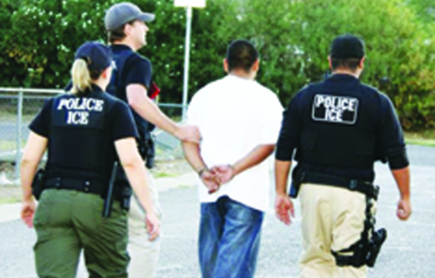2,059 Arrested in ICE Operation
